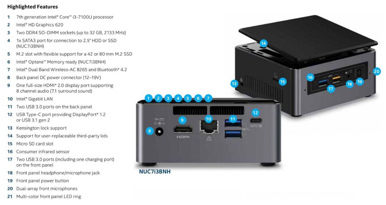 intel nuc kit nuc5i7ryh drivers