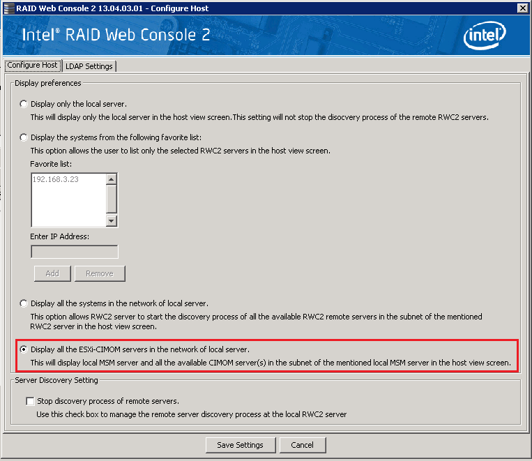 ESXI 5.5 INTEL RAID DRIVERS FOR WINDOWS VISTA