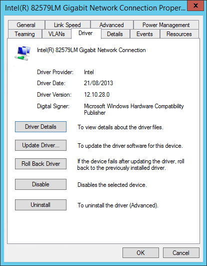 INTEL 82579LM PXE WINDOWS 8 DRIVER DOWNLOAD