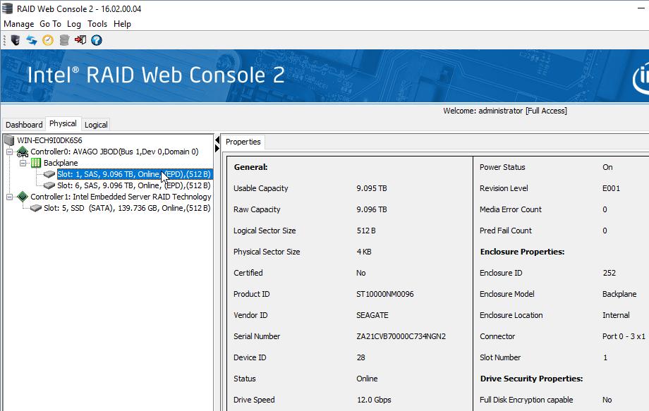What is JBOD Mode? How Do I Enable JBOD Mode on Intel 12G