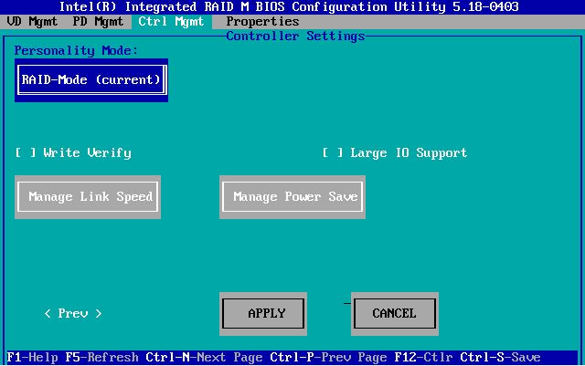 What is JBOD Mode? How Do I Enable JBOD Mode on Intel 12G SAS