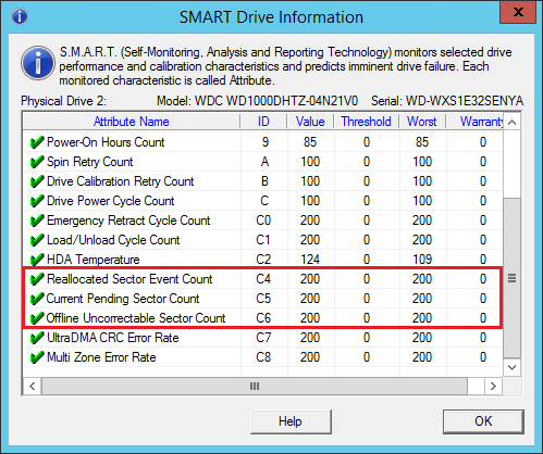 09cf9702953d A third party tool however confirms that the drive has logged the problem  in its SMART records. This proves that WD Data Lifeguard Diagnostics ...