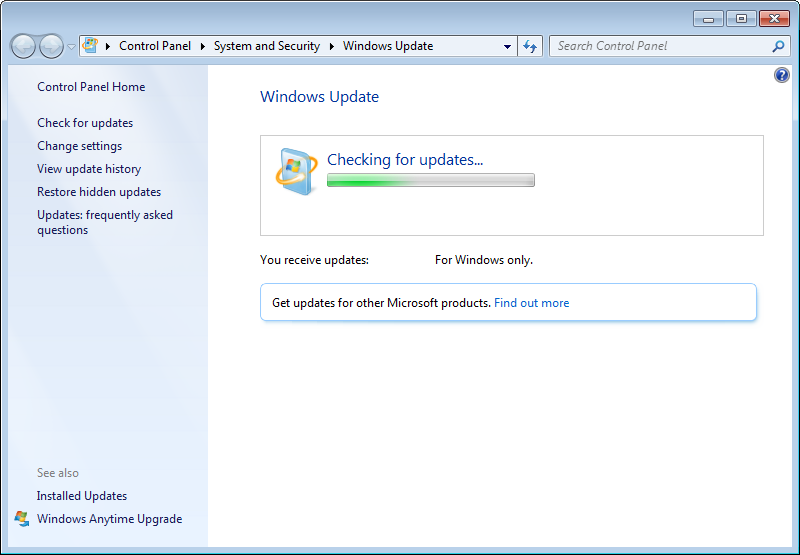 Windows 7 SP1 / Windows 8 1 - Windows Update is very Slow to